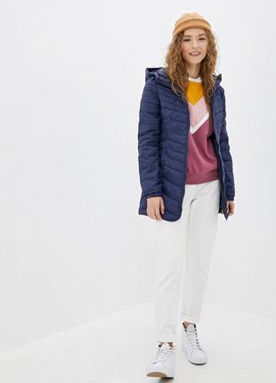 Стильная утепленная куртка only