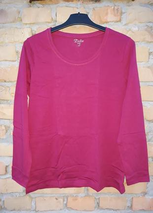 Реглан, футболка с длинным рукавом от dolce bella