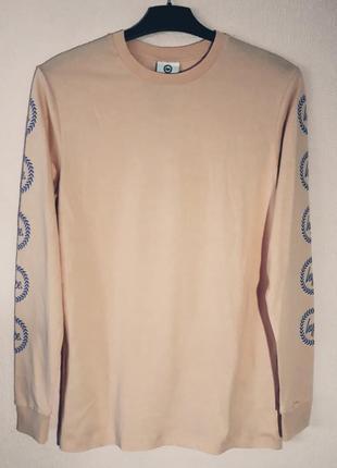Реглан, футболка с длинным рукавом, европейское качество