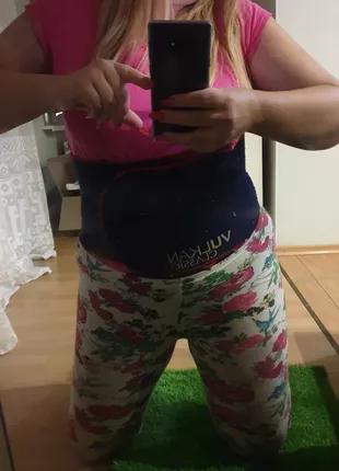 Пояс для спины и похудения