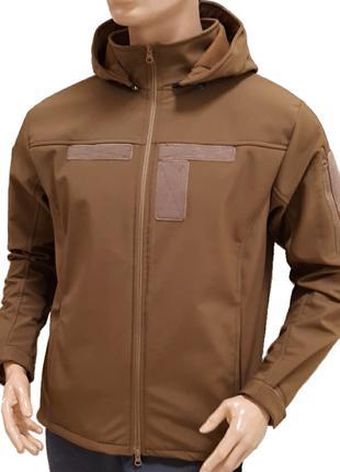 Куртка SoftShell Coyote Jacket