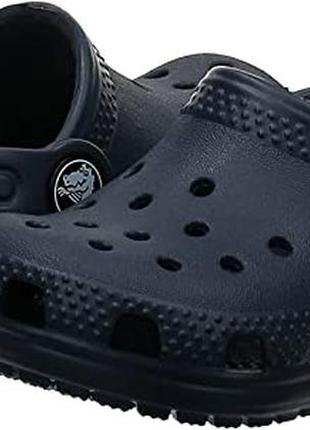 Crocs unisex kid's classic clog крокс сабо клоги j3