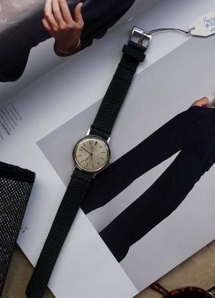 Вінтажний колекційний швейцарський годинник favre leuba geneve