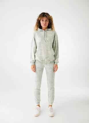Спортивный костюм цвета мятный мрамор |мятный мрамор костюм бр...