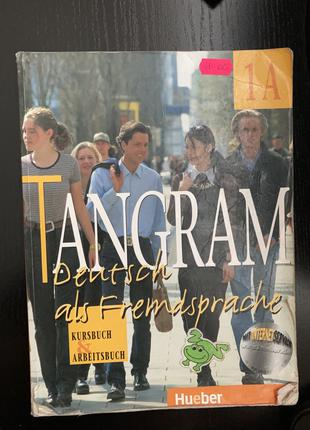 Учебник по немецкому — Tangram 1А Deutsch als Fremdsprache