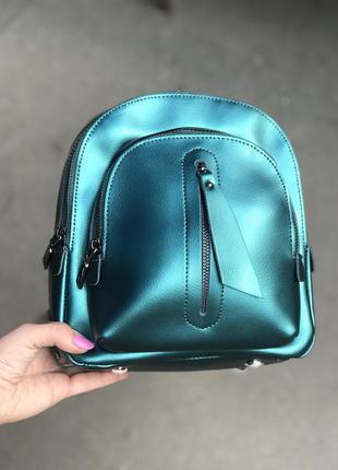 Женский кожаный рюкзак! рюкзак женский из натуральной кожи!