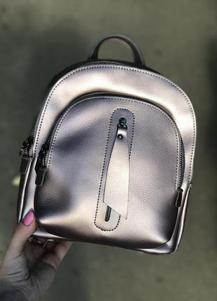 Женский рюкзак из натуральной кожи! кожаный женский рюкзак!