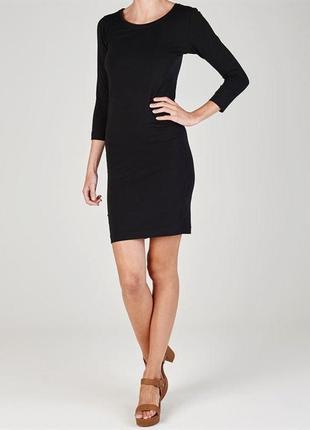 Очаровательное женское платье miso чорное маленькое красивое в...