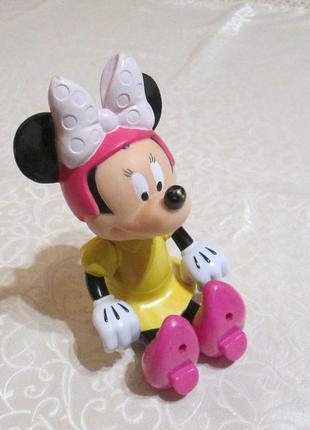 Фигурка игрушка минни маус minnie mouse