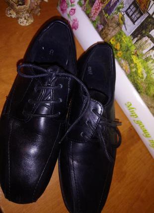 🌺 🌿 🍃 туфли на мальчика.р.35-36