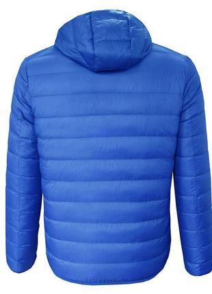 Теплый детский демисезонный пуховик куртка lee cooper