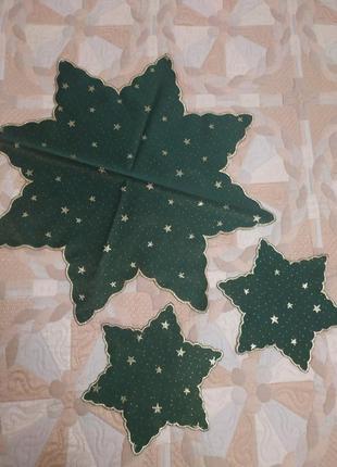 Салфетки 🌟 звезды