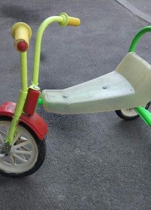"""Детский трехколесный велосипед """"Гномик"""""""