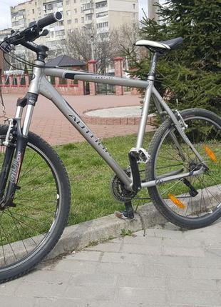 Велосипед Autor с алюминиевой рамой, 24 передачи, XL рама