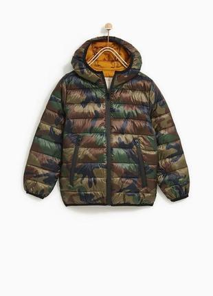Куртка еврозима zara 164