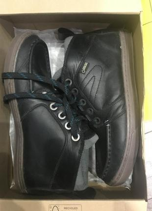 Ботинки tretorn akta leather gtx gore-tex