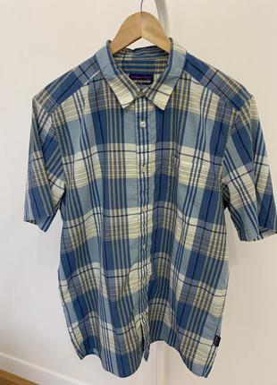 Рубашка сорочка patagonia мужская