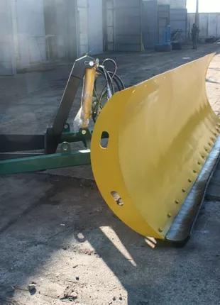 Отвал снегоуборочный Dellif (лопата) на трактор Т 150,ХТЗ