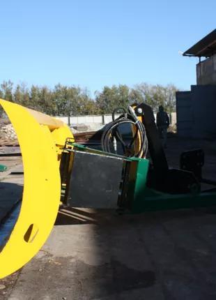 Усиленный отвал снегоуборочный (лопата) на трактор Т 150, ХТЗ
