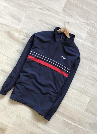 Куртка fila xl / анорак fila / ветровка fila / ветровка xl