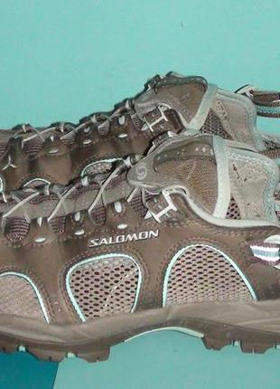 Salomon - летние кроссовки, сандали