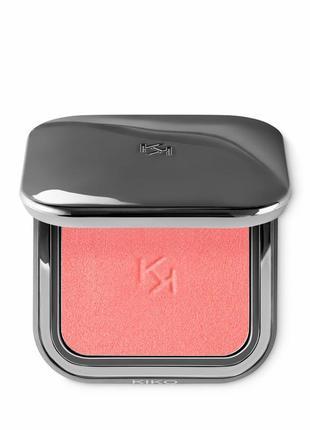 Румяна-хайлайтер glow fusion powder blush kiko milano