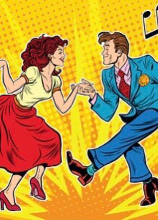 Постановка различных танцев с любыми идеями