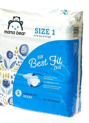Подгузники  фирмы Mama Bear