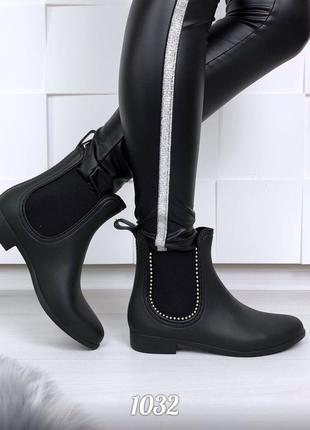 Резиновые ботинки, р. 38, 39, 40, 41 Турция