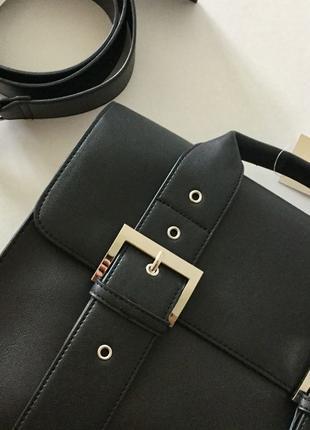 Женская сумочка портфель crop