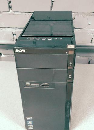 Компьютер Acer Aspire M3400 AMD Athlon ADX 2500 DDR3 8Gb SSD120Gb