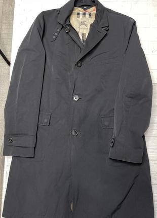 Мужской тренчь пальто burberry