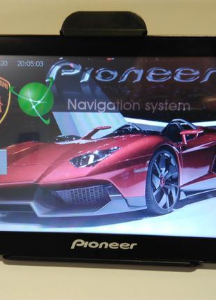 GPS навигатор Pioneer X71'. Полный комплект! Свежие карты!