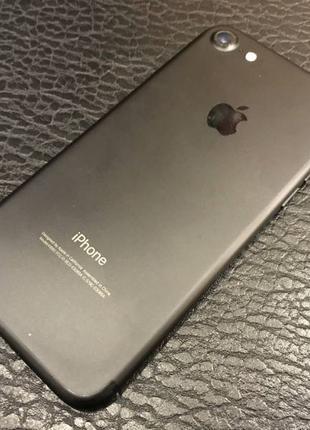 Apple IPhone 7 32 Gb Black MDN Neverlock айфон телефон оригинал