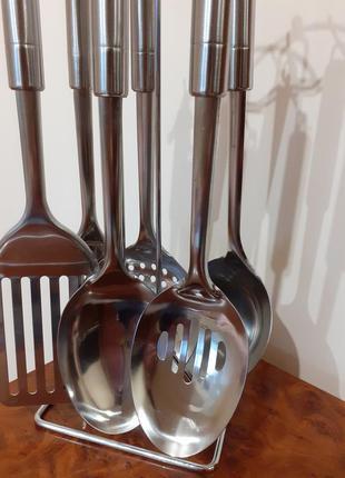 Набор кухонных принадлежностей. 7 предметов.