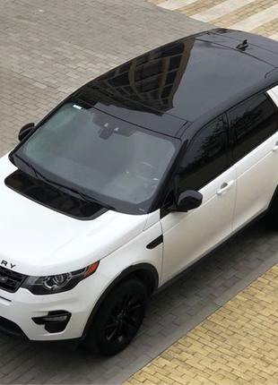 Land Rover Discovery Sport Black Edition 2016