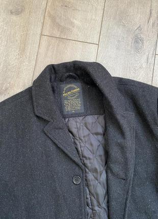 Шерстяное пальто mauro ferrini