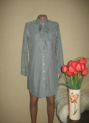 Платье рубашка lifestyle
