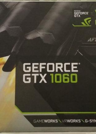 Відеокарта MSI GTX1060 6G
