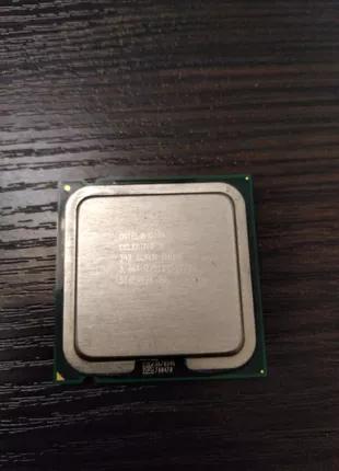 Процессор Intel® Celeron® D 347 (работает)