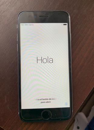 Прдам IPhone 6s 64gb