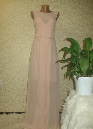 Очень нежное платье spotlight by warehouse размер 10