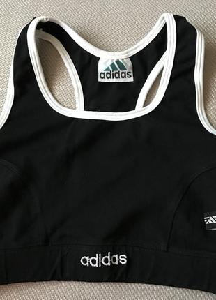 Майка топик для спорта  adidas