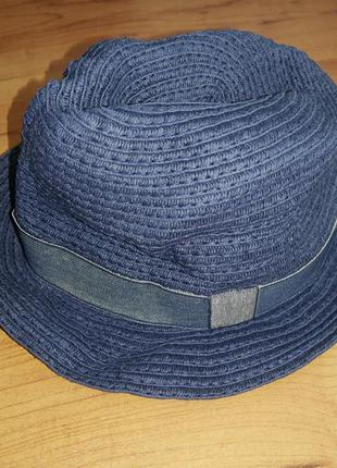Шляпа панама детская
