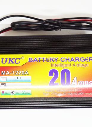 Автомобильное зарядное устройство 12 вольт 20 ампер