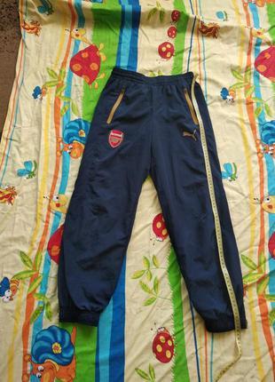 1+1=3 спортивные штаны puma