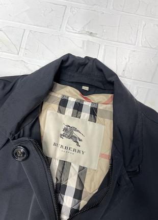 Мужской тренч пальто Burberry