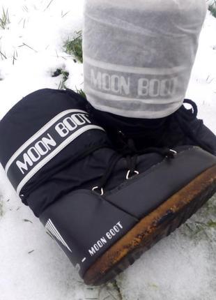 Черевики-луноходи moon boot