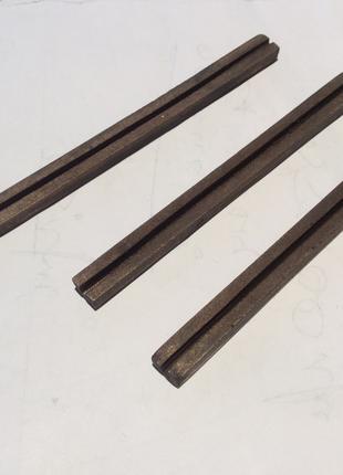Эльборовые бруски 150х25зх3 зернистость 3/2 мкм для заточки ножей