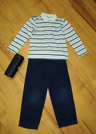 Рубашка и штанишки на 5 лет